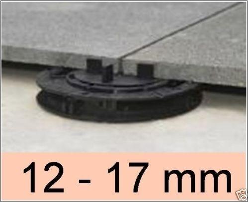 32 Stelzlager 12 17mm Verstellbar Plattenlager Kaufen Terrassenplatten