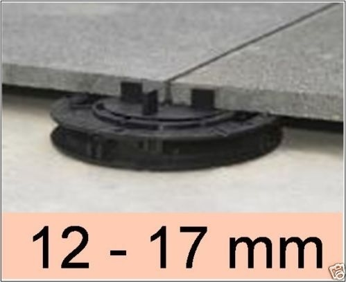 32 stelzlager 12 17mm verstellbar plattenlager kaufen. Black Bedroom Furniture Sets. Home Design Ideas